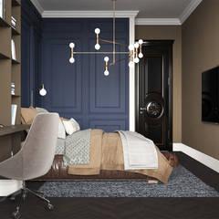 :  Дитяча кімната by U-Style design studio