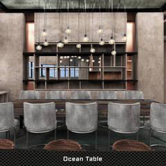 :  Eetkamer door Deev Design