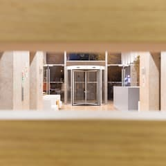 TORRE ZEN: Escritórios  por Scalline, Architects & Designers,