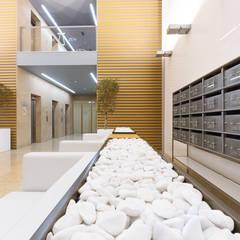 TORRE ZEN: Escritórios  por Scalline, Architects & Designers