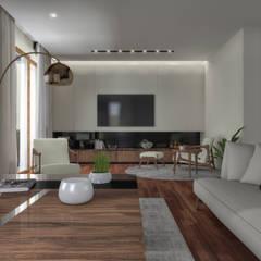 ofisvesaire  – Güzelgün Evi  :  tarz Oturma Odası