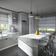 ofisvesaire  – Güzelgün Evi  :  tarz Ankastre mutfaklar