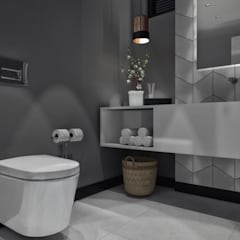 Bathroom by ofisvesaire