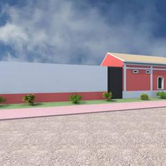 منزل ريفي تنفيذ 2FCS - Arquitectura e Decoração