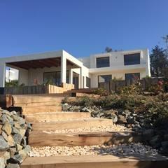 Casa K-16 _ Marbella.: Casas unifamiliares de estilo  por Camps Arquitectura