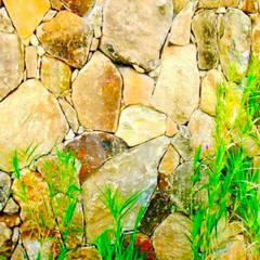 جدران تنفيذ Atrium Vale Pedras e Projetos