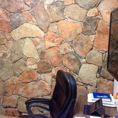 Phòng học/Văn phòng theo Atrium Vale Pedras e Projetos,