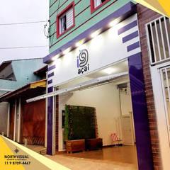 Garage Doors by North Visual  - Letreiros e Fachada em Acm