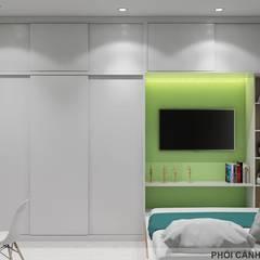 Designer:  Phòng trẻ em by Công ty TNHH Nội Thất Mạnh Hệ,