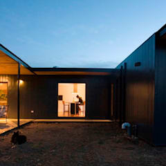 Passive house by INFINISKI