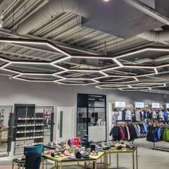 Shopping Centres by Prolight Design Ltd