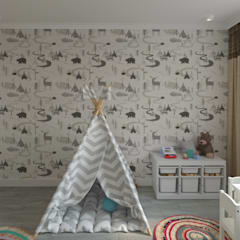 Nursery/kid's room by DIZ62,