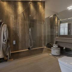 ห้องน้ำ โดย GIAN MARCO CANNAVICCI ARCHITETTO, อินดัสเตรียล
