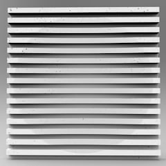Ruang Ganti oleh ZICARO - producent paneli 3D o strukturze betonu architektonicznego