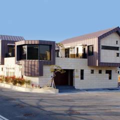 Country house by 성종합건축사사무소