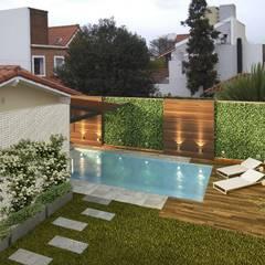 Rock Garden by laura zilinski arquitecta