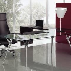 ESPAÇOS: Escritórios: Escritórios  por MY STUDIO HOME - Design de Interiores