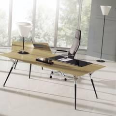 ESPAÇOS: Escritórios: Escritórios  por MY STUDIO HOME - Design de Interiores,