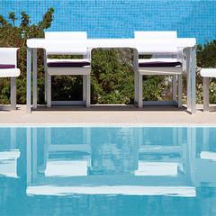 ESPAÇOS: Exterior: Piscinas de jardim  por MY STUDIO HOME - Design de Interiores