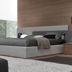 ESPAÇOS: Quartos Casal: Quartos  por MY STUDIO HOME - Design de Interiores,Moderno