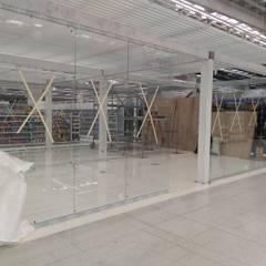 Shopping Centres by Arquitectura & Tecnología