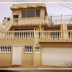 Remodelación Casa CH: Casas unifamiliares de estilo  por Torres Arquitectos Proyecto y Construcción