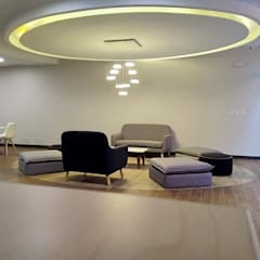 Modern Study Room and Home Office by BODIN BODIN ARQUITECTOS Modern