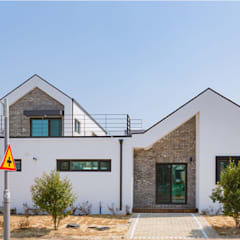Multi-Family house by 한글주택(주),