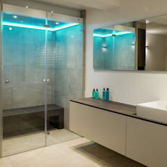 Beau Wellnessbad Mit Dampfdusche: Badezimmer Von As.designconcepte