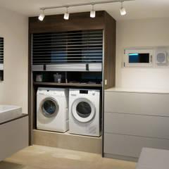 Baños de estilo  por as.designconcepte