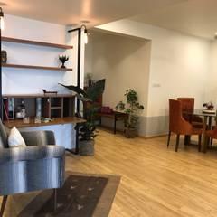 غرفة السفرة تنفيذ Studio Ituan