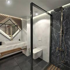 Looks Furniture – t1 otel projesi :  tarz Banyo