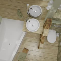Banheiros  por d.b.mroz@onet.pl