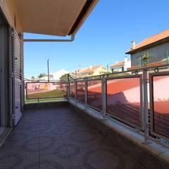 Balkon door EU LISBOA, Mediterraan