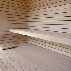 ساونا تنفيذ design@garten - Alfred Hart -  Design Gartenhaus und Balkonschraenke aus Augsburg