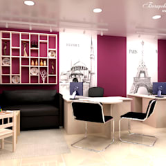 Commercial Spaces by UB.Design