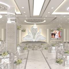 Event venues by Altuncu İç Mimari Dekorasyon