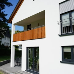 Prefabricated Home by Wiese und Heckmann GmbH,