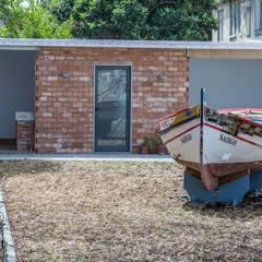 Casa de Férias, Seixal Jardins rústicos por LACd'A HOME - Arquitectura e Interiores Rústico