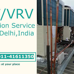 Balcón de estilo  por VRF/VRV AC Dealer in India