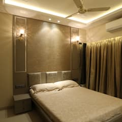 Mr.Mehra:  Bedroom by hiren
