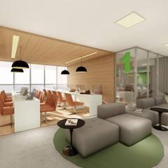 Commercial Spaces by Bonomiveras Arquitetura