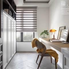 Ruang Kerja by 百玥空間設計
