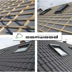 Gable roof by COMWOOD | Individuelle Lösungen aus Holz, Classic
