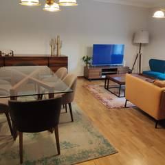 اتاق غذاخوری توسطNo Place Like Home ®, اکلکتیک (ادغامی)