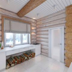 Зимняя баня: Спа в . Автор – Анна Коновалова