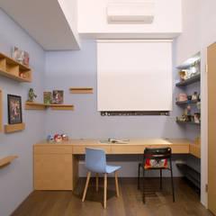 インダストリアルデザインの 子供部屋 の 邑舍室內裝修設計工程有限公司 インダストリアル