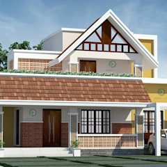 :  Balcony by Prithvi Homes