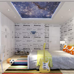Boys Bedroom by avangard mimarlık