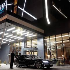 avangard mimarlık – Kayseri Divan City Oteli İç Mimari Proje ve Danışmanlık :  tarz Zeminler